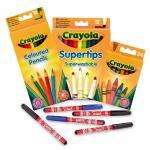 Crayola Starter Stationery Set (rrp £9.99) £5.50 at Amazon