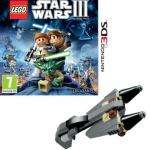 Pre-Order Lego Star Wars III: The Clone Wars (3DS) £29.89 With Free Toy @ ToysRUs.co.uk