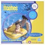 Floaties baby swim seat size 1 & 2 £10.00 instore & online asda