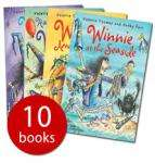 Winnie The Witch Collection - 10 Books £9.99 delivered @ The Book People