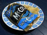 McCoy's 15 pack Ridge Cut Crisps @ Farmfoods
