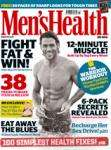 3 issues of Men's Health and free Nivea gift for £3