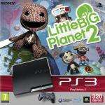 ITS BACK! - PS3 slim 320gb with Little Big Planet 2 + selected game and gioteck real triggers only £243 delivered @ amazon