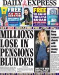 Saturday newspaper offers - see post -  Express/ Mail/ Guardian/ Telegraph/ Sun/ Star
