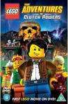 LEGO : The Adventures of Clutch Powers DVD - £5 @ Play.com