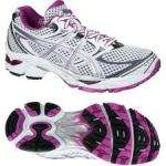 ASICS Cumulus 12 -  Ladies running shoes/trainers in sale at £39.99 @ JDSports from RRP £89.99