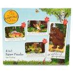 Paul Lamond - The Gruffalo 4 in 1 Puzzle £3.70 at Amazon