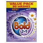 Bold  2in1 Lavender & Camomile Detergent 80 Washes @ ASDA