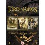 The Lord Of The Rings: Motion Picture Trilogy Box Set (DVD) - £7.99 @ Sainsburys Entertainment