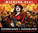 75% off All Command & Conquer PC Games - £3.74 Each @ Steam