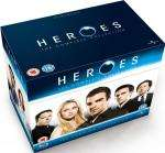 Heroes - The Complete Collection (Blu-Ray) - £51.99 @ bee.com (6% Quidco)