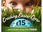 8th April - 2nd May: Crackin Easter Offer - £15 pppn @ De Vere Hotels
