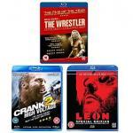 Blu Ray Triple Pack: Leon, Wrestler & Crank 2 - High Voltage - £14.97 Delivered @ Asda Direct