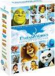 Dreamworks Animation Ultimate Collection - 10 films for £ 24.99 base.com - Monsters Vs Aliens' (2009), 'Over the Hedge' (2006), 'Kung Fu Panda' (2008), 'Bee Movie',Flushed Away, Madagascar , 'Madagascar 2', 'Shrek, 'Shrek 2'  and 'Shrek the Third'