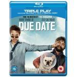 Due Date (Blu Ray Triple Play) £13.93 @Amazon!