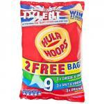 9 pack Hula Hoops Assorted Flavours £1 @ Poundland