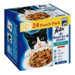 2x24 Packs of Felix As Good As It Looks for £10 (PetsatHome)