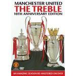 Manchester United - The Treble [DVD] - £5 @ Amazon