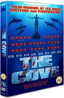 The Cove On DVD - £3.49 Delivered @ Play
