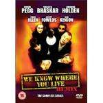 We Know Where You Live:  The Complete Series - 50p *Instore* @ Poundland