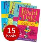 Roald Dahl Collection (15 Books) - £15.99 @ The Book People