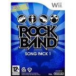 Rock Band: Song Pack 1 For Nintendo Wii - £2 Delivered @ HMV