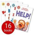 Red Nose Readers Collection - 16 Books - £9.99 Delivered @ The Book People