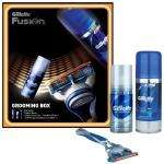 Gillette Fusion Grooming Gift Set Only £2.99 at Chemist-4-U.