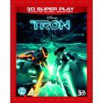 Pre-order Tron Legacy (Blu-ray 3D + 2D Blu-ray + Digital Copy)  £17.99 @ Amazon