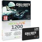 Call of Duty: Black Ops Branded Xbox Live 1200 Points - £8.99 Delivered @  7 Day Shop