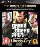 GTA IV Complete For PS3 - £11.99 Delivered @ Gameplay
