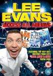 Lee Evans - Access All Areas (DVD) @ ChoicesUK - £2.99 Delivered + 5.05% cashback via TCB
