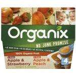 Organix fruit pots at 26p each amazon buy 24 for £6.37 @ Amazon