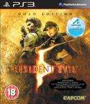 Resident Evil 5 Gold Edition *Move Compatible* For PS3 - £11.94 Delivered @ Gamegears