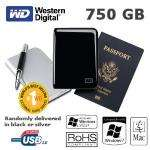 Western Digital 2.5 inch 750GB Portable Hard Drive Refurb @ iBOOD (TODAY ONLY!)