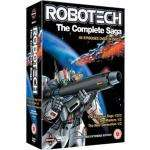 Robotech: The Complete Saga Boxset (16 Discs - DVD) - £23.99 Delivered @ Forbidden Planet + 4.04% cashback via TCB