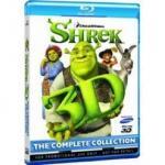 SHREK 3D Complete Collection 1 2 3 BLU RAY £26.99 @ Ebay ( xbiteworld )