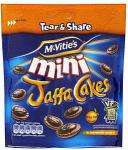 McVitie's Jaffa Cakes Mini (115g) Tear & Share Pack £1 at Sainsburys