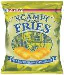Savoury Selection,3 x scampi,3x bacon fries.99p B and M.