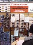 CANON EOS 550D DIGITAL SLR CAMERA REFURB (INCL EF-S 18-55MM IS LENS KIT) £399 @ Jacobs - NEC Birmingham