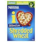 Shredded Wheat 500g bite size, 98p for two boxes @ Tesco!