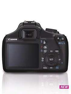 Canon 1100d - DSLR Body Only - £382.95 Delivered @ Very