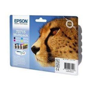 Epson TO715 genuine ink for Stylus SX515W £23.95 + £3.25 shipping  @Amazon (HORNSEA-INKJET-SUPPLIES)