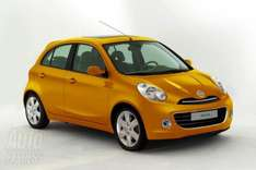 Free Use of A Nissan Micra For 24 Hours @ Nissan