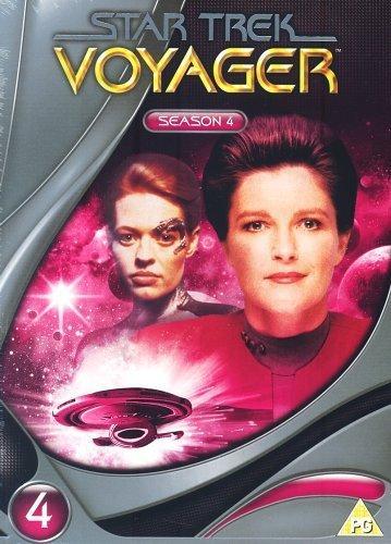 EXPIRED - Star Trek Voyager: Season 4 £4.99 @HMV + 5% Quidco