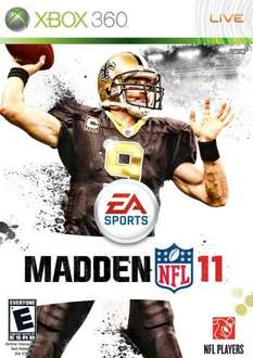 Madden NFL 11 For Xbox 360 - £15.99 Delivered @ Gameplay