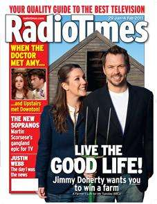 8 Issues of Radio Times For £1 @ BBC Magazine Subscriptions