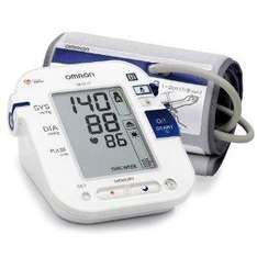 Omron M10-IT Upper Arm Blood Pressure Monitor with Dual-User Facility and Dual-Size Cuff NOW £34.99 WAS £97.02 AT AMAZON UK