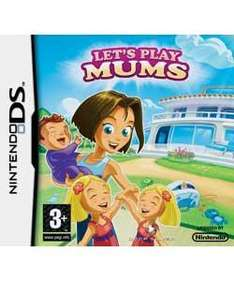 Let's Play: Mums For Nintendo DS - £3.98 Delivered @ Ebay Argos Outlet
