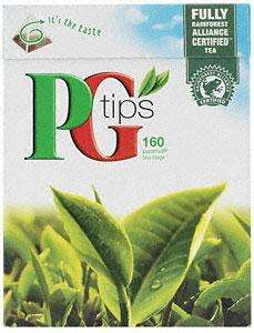 Poss DTD @ Tesco on PG Tips 160's? Tesco £4.25 / Asda £3